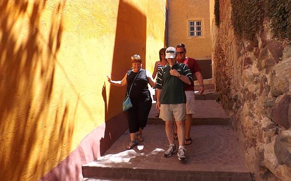 tour of Guanajuato